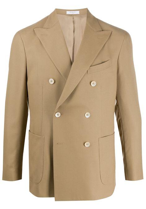 Double-breasted jacket BOGLIOLI | Blazers | N4302LBAS5340330