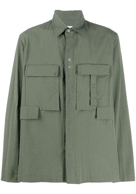 CRAIG GREEN Camicia CRAIG GREEN | Camicie | CGSS20CWOSHI05OLV SRSCKR