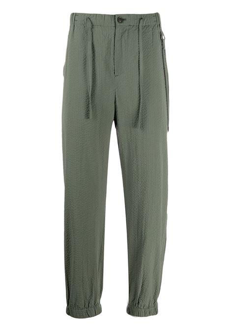 CRAIG GREEN Pantaloni CRAIG GREEN | Pantaloni | CGSS20CWOTRS06OLV SRSCKR