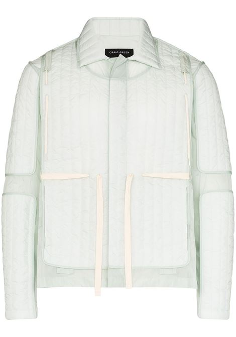 CRAIG GREEN Jacket CRAIG GREEN | Outerwear | CGSS20MWOSHI09LGHT BL