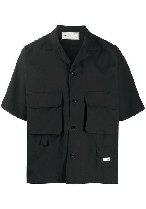 Camicia DRÔLE DE MONSIEUR | Camicie | SS20SH012BLK