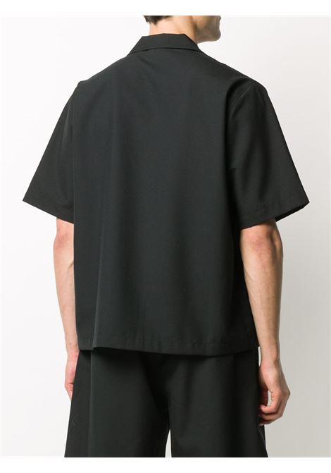 Shirt DRÔLE DE MONSIEUR   SS20SH012BLK