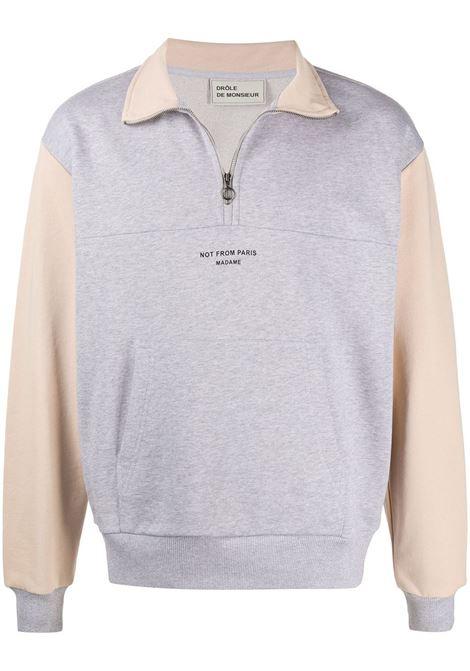 DRÔLE DE MONSIEUR Sweatshirt DRÔLE DE MONSIEUR | Sweatshirts | SS20SW004GRY