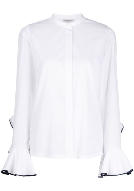 Ruffle  Shirt DRIES VAN NOTEN | Shirts | 201107139245001