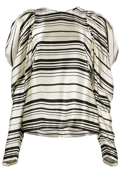Striped blouse DRIES VAN NOTEN | Blouses | 201107649408900