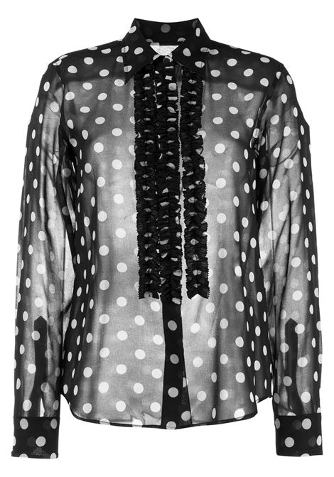 Polka dots shirt DRIES VAN NOTEN | Shirts | 201186419421976