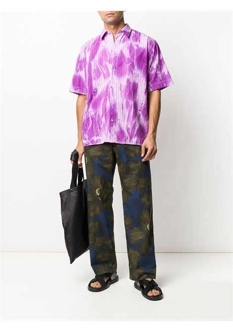 Pantalone multicolore Uomo DRIES VAN NOTEN   201209209003606