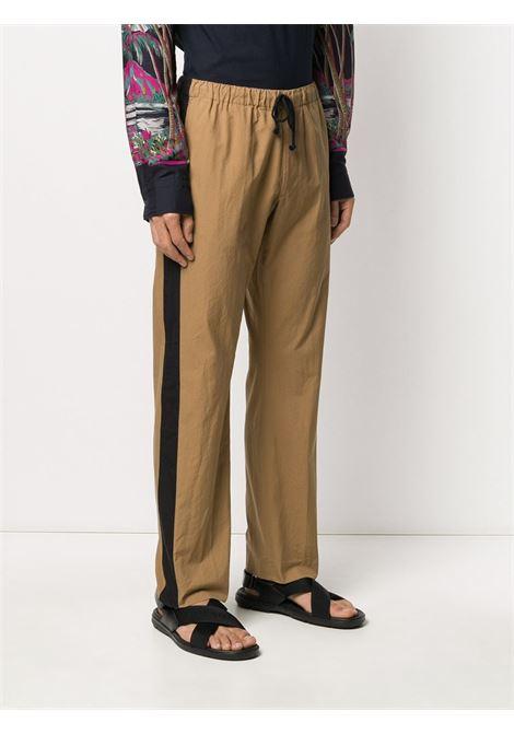Pantaloni con banda Uomo DRIES VAN NOTEN   201209279022102