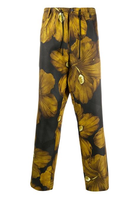 DRIES VAN NOTEN DRIES VAN NOTEN   Trousers   201209479345203