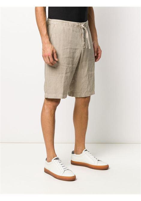 Loose fit linen shorts Z ZEGNA | VU160ZZ384N05