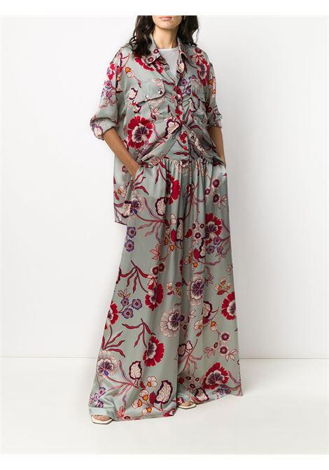 Floral palazzo pants FAITH CONNEXION | W1543T00520331