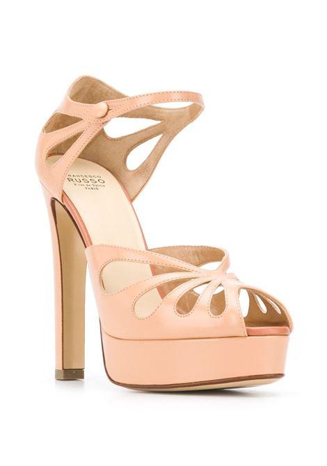 Open toe heeled sandals FRANCESCO RUSSO | R1S585N200ND