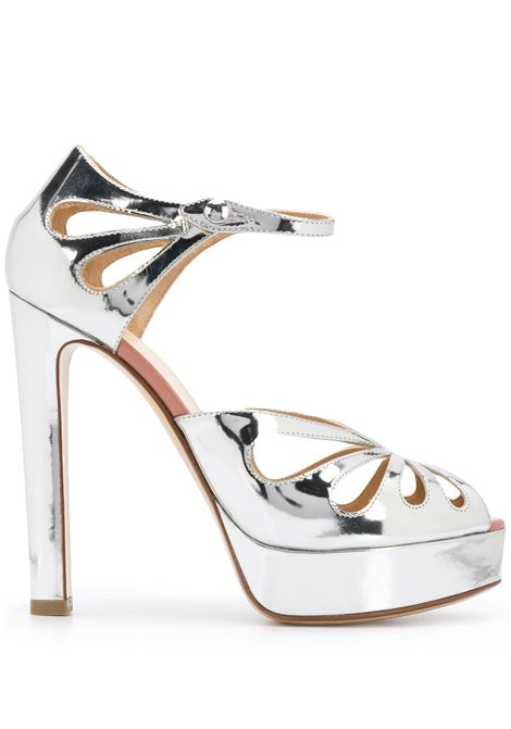FRANCESCO RUSSO Sandals FRANCESCO RUSSO | Sandals | R1S585N213SLVR