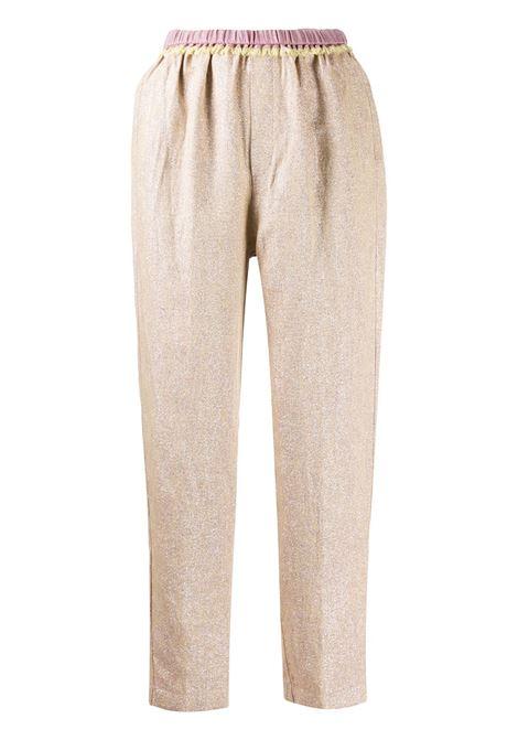 FORTE FORTE Pantaloni crop FORTE FORTE | Pantaloni | 7009ALB