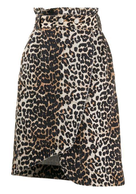GANNI Skirt GANNI | Skirts | F4194943