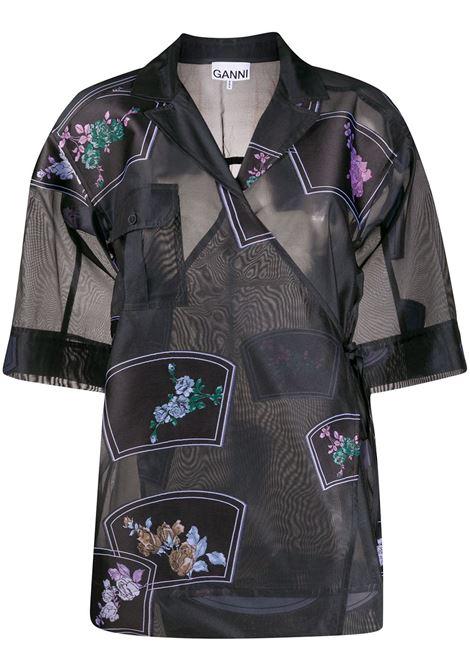 GANNI GANNI | Shirts | F4580099