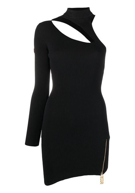 GCDS abito black donna GCDS | Abiti | W02004702