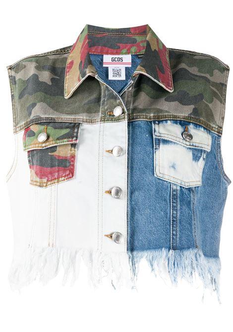 GCDS Vest GCDS | Outerwear | W040074MX