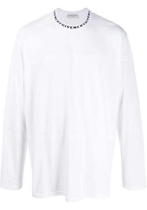 GIVENCHY Long sleeve shirt GIVENCHY | T-shirt | BM70UG30GG100