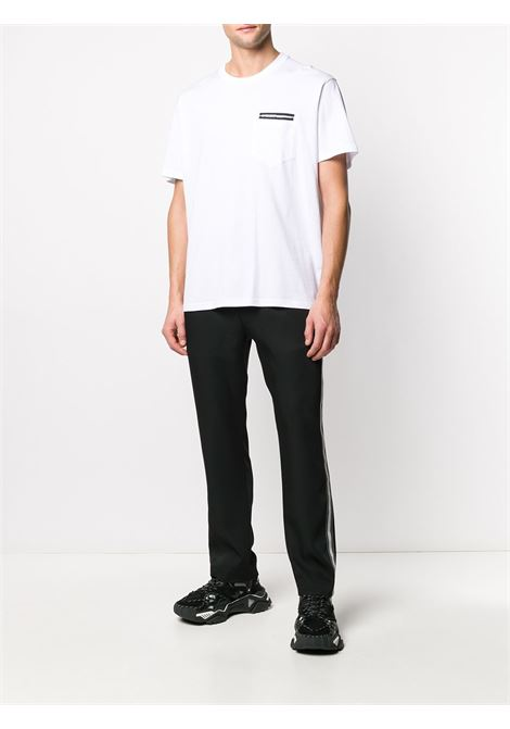 T-shirt con applicazioni GIVENCHY | BM70VA3002100