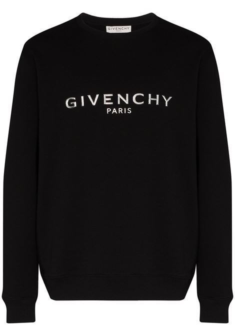 Felpa con logo GIVENCHY | Felpe | BMJ06S30AF001