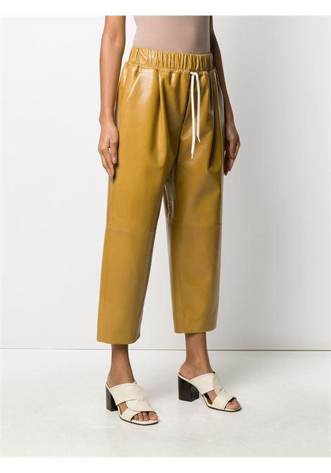 Drawstring waist cropped trousers GIVENCHY | BW50FA60E9715