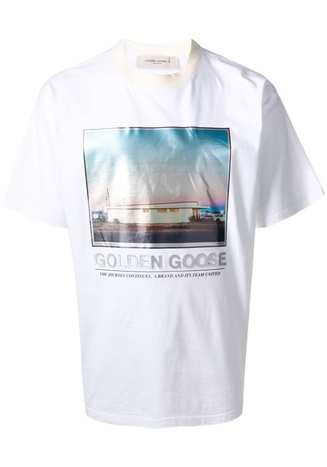 GOLDEN GOOSE DELUXE BRAND T-shirt GOLDEN GOOSE | T-shirt | G36MP5S1U1