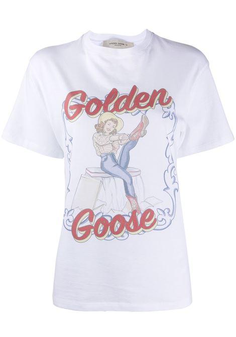 GOLDEN GOOSE DELUXE BRAND T-shirt GOLDEN GOOSE | T-shirt | G36WP124G1