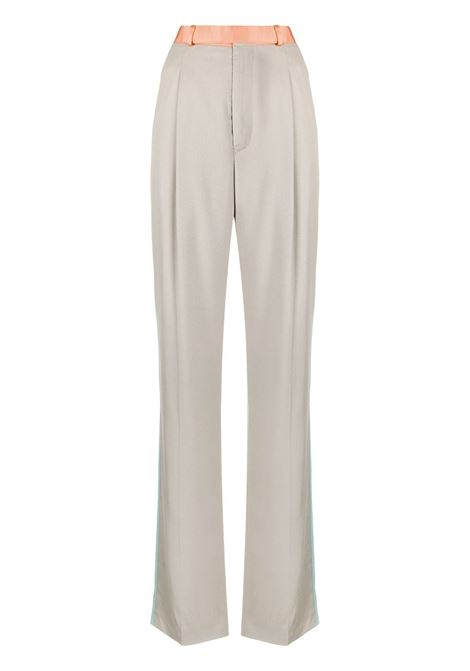 Side stripe tailored trousers HAIDER ACKERMANN | Trousers | 2031406169071