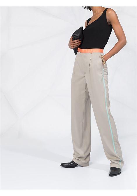Pantaloni sartoriali con banda laterale Donna HAIDER ACKERMANN | 2031406169071