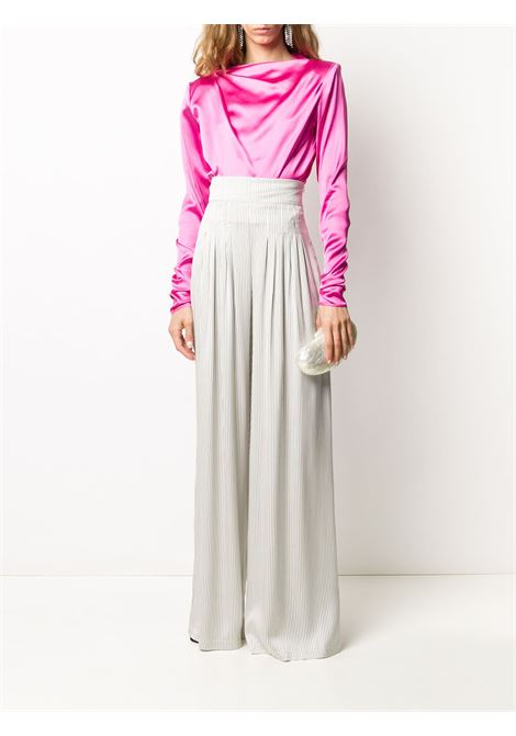 Pantalone a righe Donna HEBE STUDIO | GFOPSRHS0010
