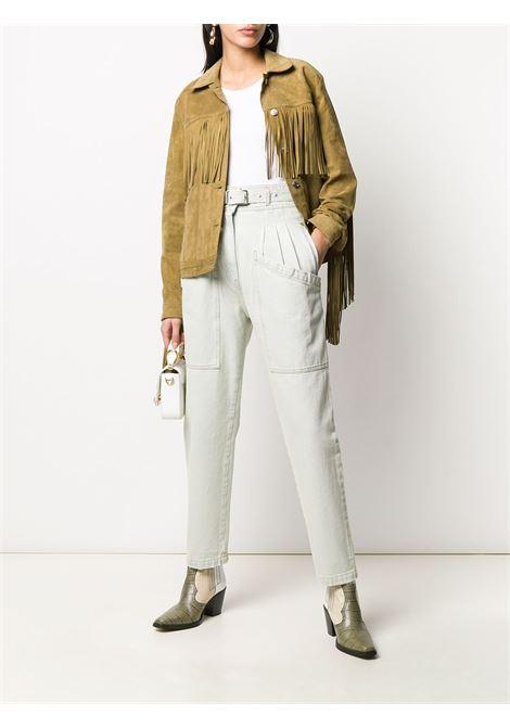 Jeans a vita alta Neptun Donna IRO | 20SWP23NEPTUN09