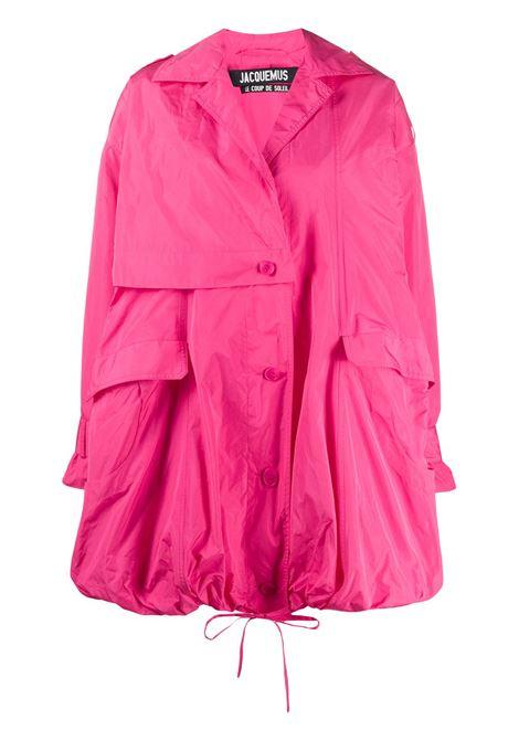 JACQUEMUS Coat JACQUEMUS | Outerwear | 201CO0420101450PNK