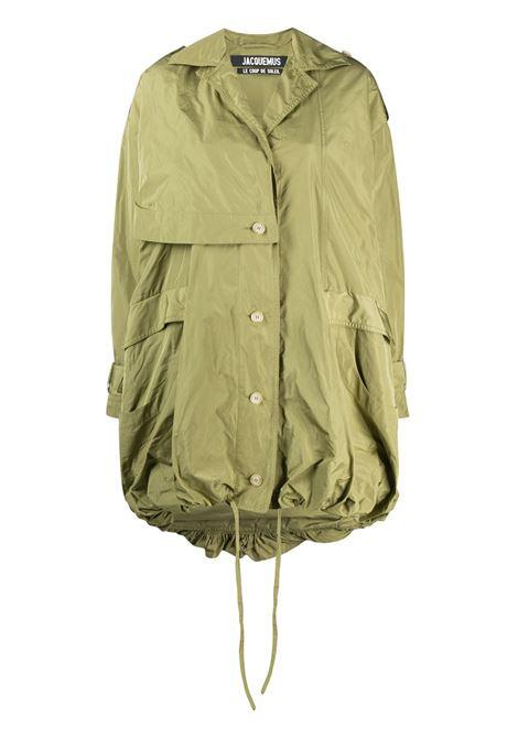 JACQUEMUS Coat JACQUEMUS | Outerwear | 201CO0420101510LGHT GRN