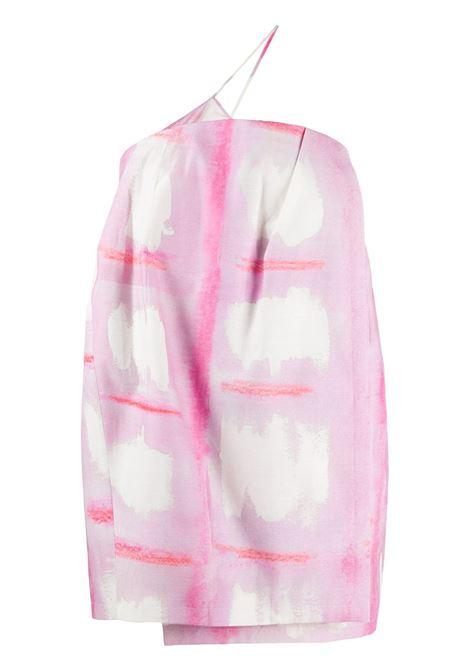 JACQUEMUS Dress JACQUEMUS | Dresses | 201DR062010343GPRNT PNK CHCKD