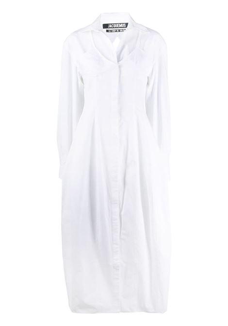 JACQUEMUS Dress JACQUEMUS | Dresses | 201DR1220122100WHT