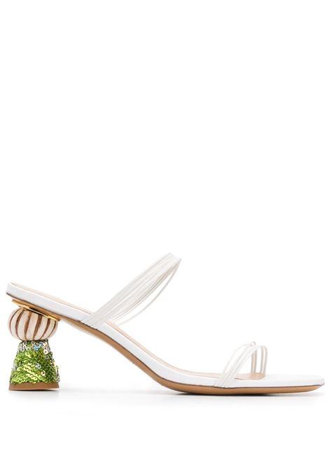 JACQUEMUS Sandals JACQUEMUS | Sandals | 201FO0820178100WHT