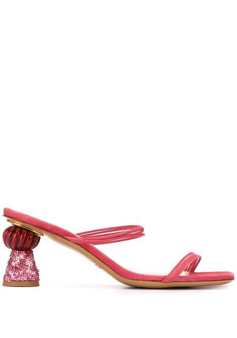 JACQUEMUS Sandali JACQUEMUS | Sandals | 201FO0820180400PNK