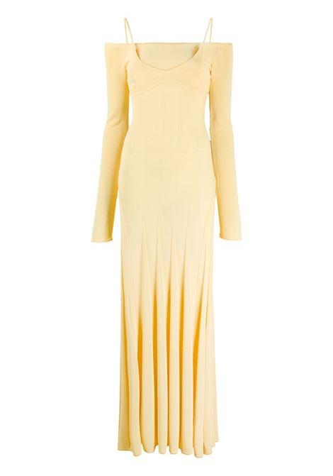 JACQUEMUS Dress JACQUEMUS | Dresses | 201KN0620152210LGHT YLLW