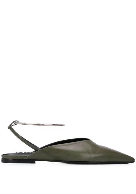 JIL SANDER JIL SANDER | Ballerina shoes | JS33140A11223301
