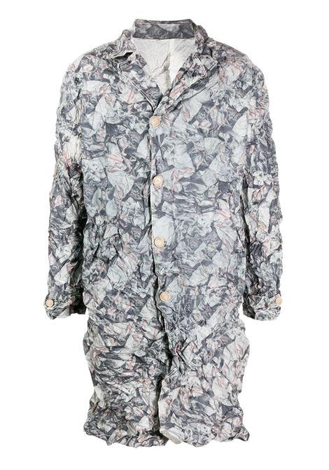 KANGHYUK Overcoat KANGHYUK | Outerwear | PRMA20SSCT03GRY