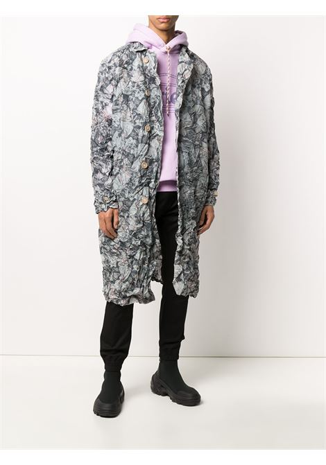 Creased overcoat KANGHYUK | PRMA20SSCT03GRY