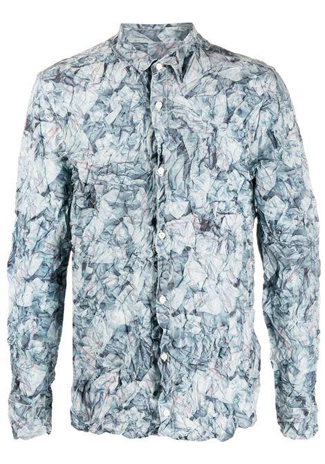 KANGHYUK Shirt KANGHYUK | Shirts | PRMA20SSS08BL