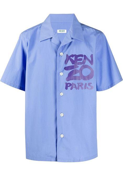 KENZO Sleeved shirt KENZO | Shirts | FA55CH5291NC66