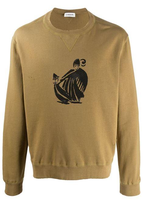 LANVIN Sweatshirt LANVIN | Sweatshirts | RMJE0015JR0216