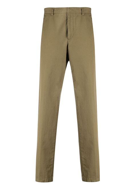 Loose straight chinos LANVIN | Trousers | RMTR0009446848