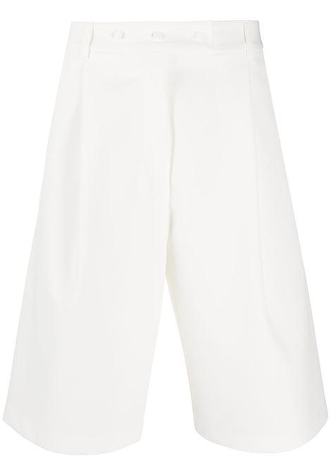 MAISON FLANEUR Shorts MAISON FLANEUR | Pantaloni | 20SMDPA500TP123WHT
