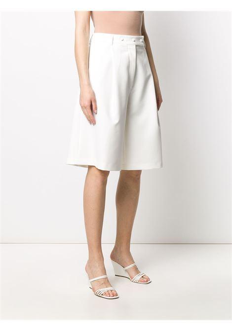 Wide-leg shorts MAISON FLANEUR | 20SMDPA500TP123WHT