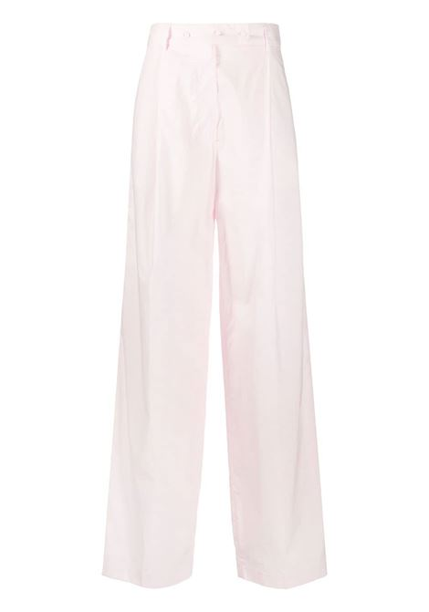 High-waisted trousers MAISON FLANEUR | Trousers | 20SMDPA547TC113RS