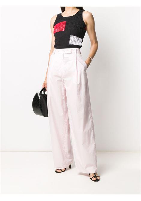 High-waisted trousers MAISON FLANEUR | 20SMDPA547TC113RS